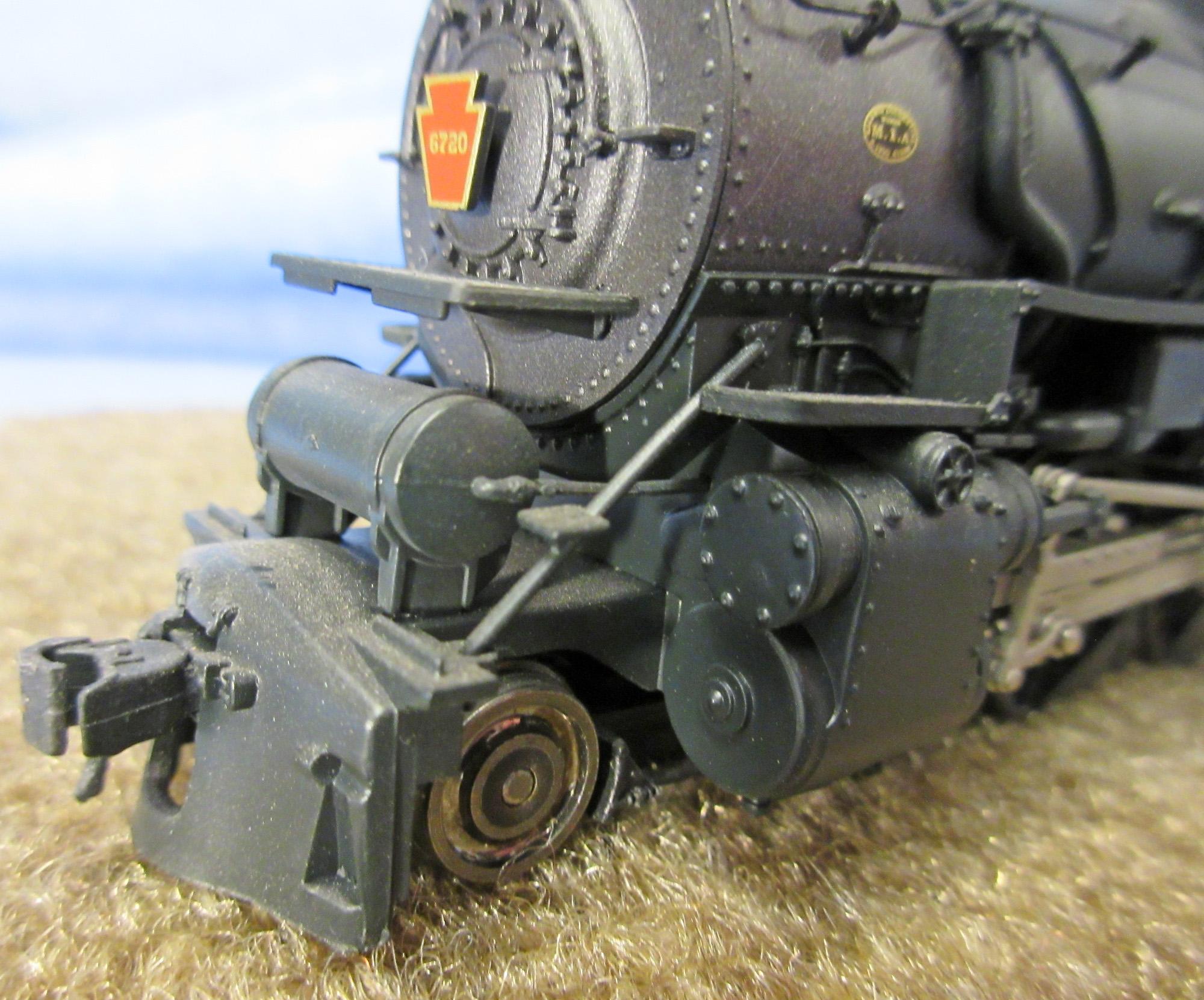 Bli M1a Headlight Wire For Cuda Ken Model Railroader Magazine Plans Train Track Wiring