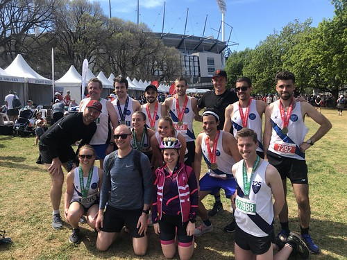 2018 Melbourne Marathon