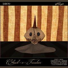 Lilith's Den -  Chuck-o-Treadeix