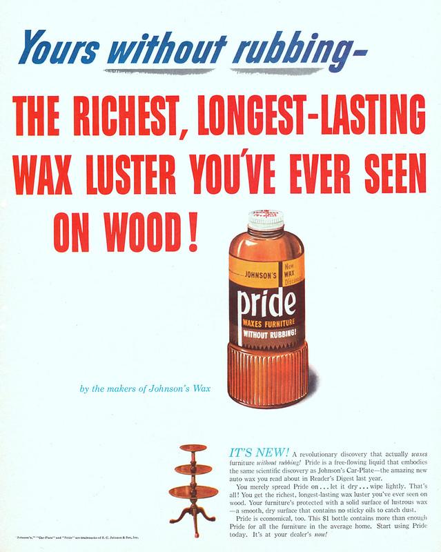 Johnson's Pride 1951