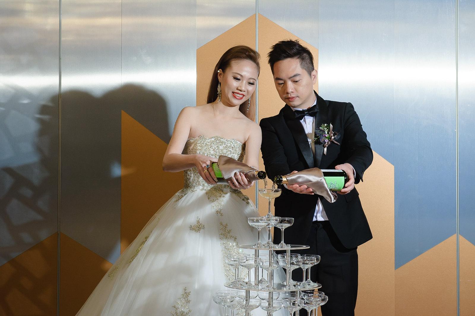 婚禮攝影/婚禮紀實/台北彭園婚宴會館/Sam & Nancy