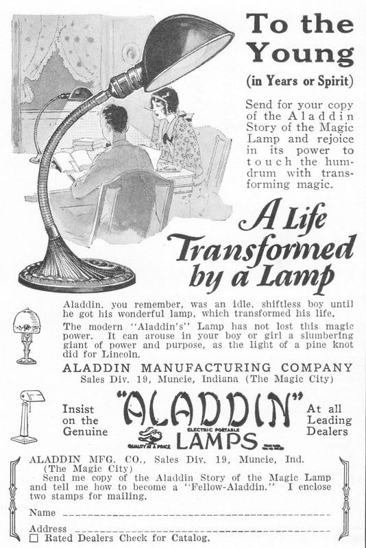 Aladdin 1927