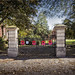 Park Gates Poppies