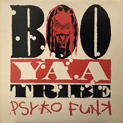 BOO-YAA T.R.I.B.E.:PSYKO FUNK(JACKET A)