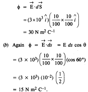 NCERT Solutions for Class 12 physics Chapter 1.13