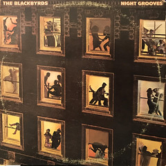THE BLACKBYRDS:NIGHT GROOVES(JACKET A)