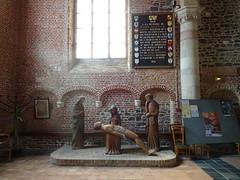 Esquelbecq Eglise Saint Folquin (intérieur) (4)