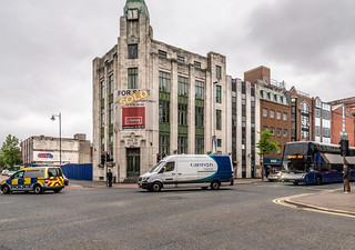 FORMER BANK OF IRELAND ART DECO BUILDING [ROYAL AVENUE IN BELFAST]A-145447