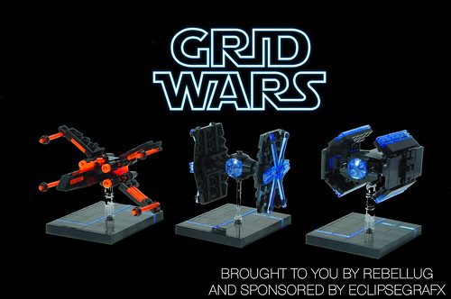 GRID WARS: IV Contest Trophies