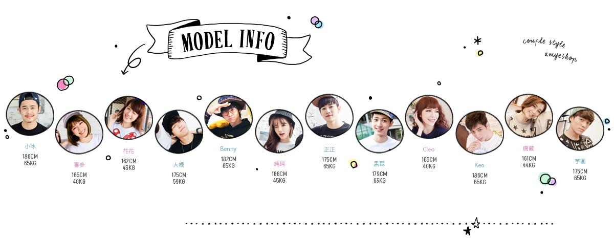 model info