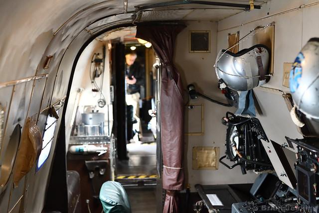 Avro Shackleton MR.3/3 (WR977) Interior