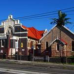 Uniting Church, Canterbury, Sydney, NSW.