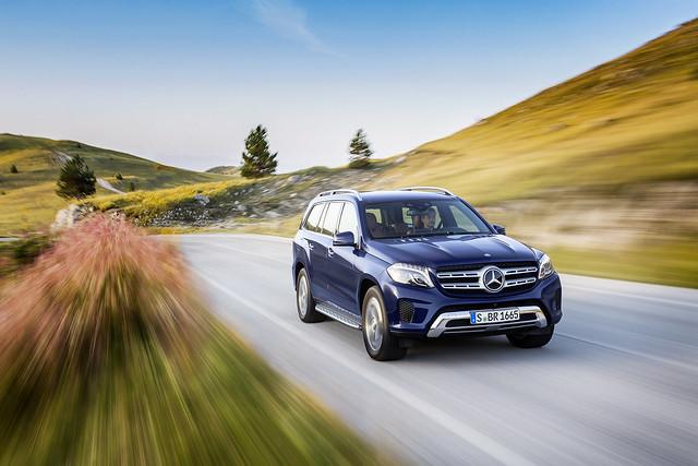 Comprar Mercedes-Benz Classe Gls
