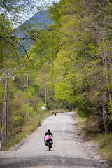 Rucapillán en Bicicleta