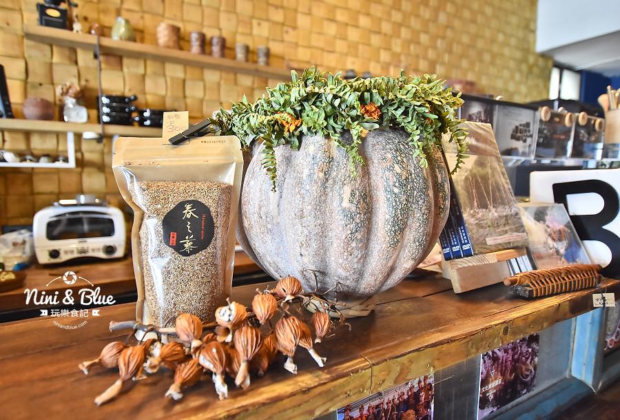 台東咖啡 Kituru 咖啡 台東景點 菜單價位 山地飯10