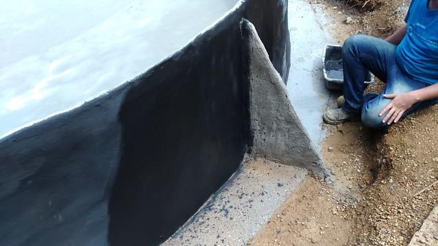 Produtores rurais, do município, concluem curso de construção de tanques de ferrocimento para piscicultura