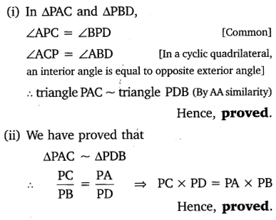 NCERT Solutions for Class 10 Maths Chapter 6 Triangles 108