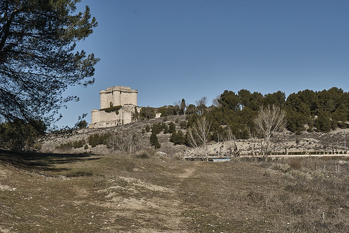 .  Castillo de Puñonrostro (Seseña) 20 de febrero de 2018  SONY  ILCA-77M2  DT 35mm F1.8 SAM  35 mm  ISO 100  No disparado tubaone@hotmail.es ILCA-77M2 v2.00_-9