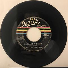 KOOL AND THE GANG:KOOL AND THE GANG(RECORD SIDE-A)