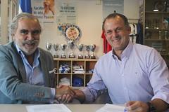 Firma Xerez deportivo - Cruz Roja Española en Jerez