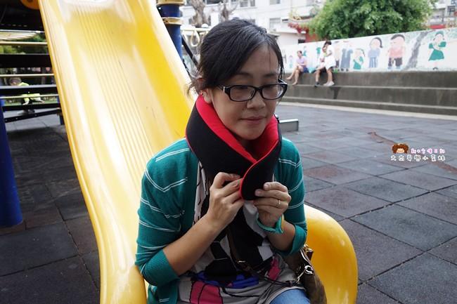 GreySa格蕾莎 全家福旅行頸枕 旅行枕推薦 (24)