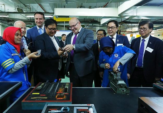 Astra Dukung Kolaborasi Indonesia-Jerman Untuk Majukan Vokasi