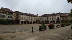 20181007-05 Labastide-d'Armagnac » Place Royale - Photo of Créon-d'Armagnac