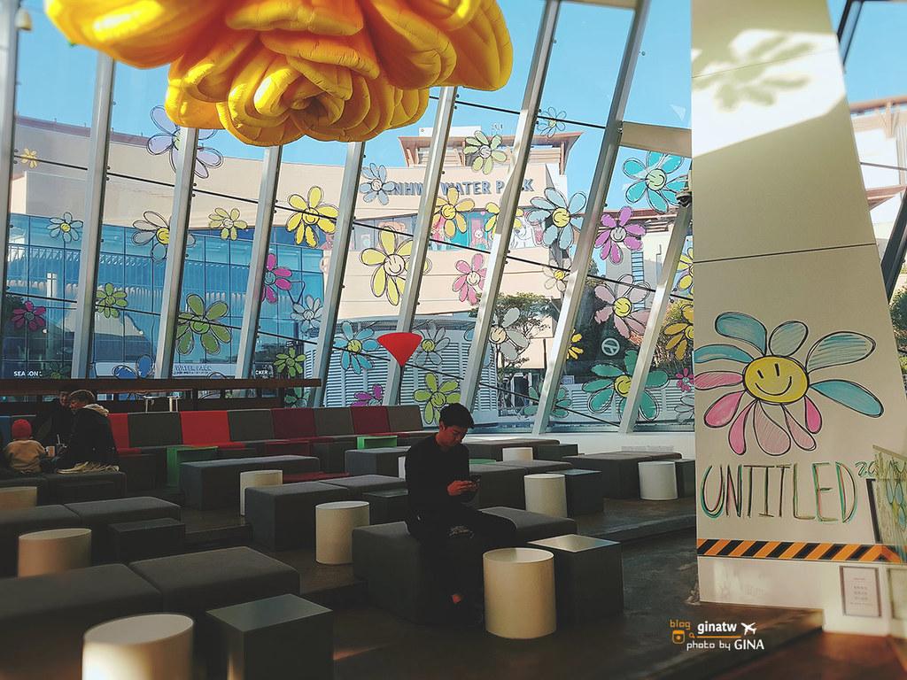 【濟州島神話世界】GD權志龍咖啡廳|全新Untitled 2017|勝利拉麵店+濟州YG烤肉店.神話世界度假村飯店 @GINA環球旅行生活|不會韓文也可以去韓國 🇹🇼