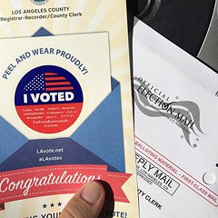 Voted? There's still time...