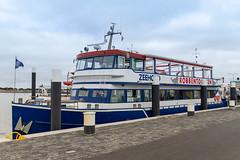 """Seal boat """"de Zeehond"""" Ameland"""