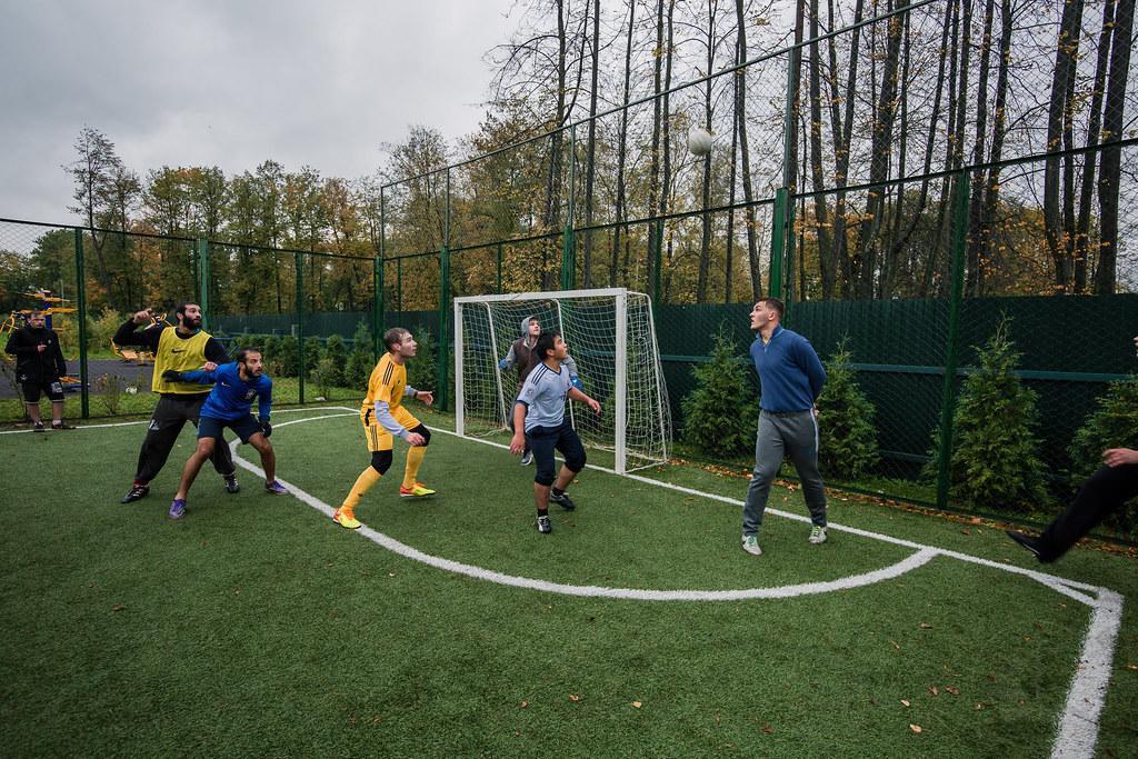 2,3,5 октября 2018, Футбольный турнир / 2,3,5 October 2018, Football tournament