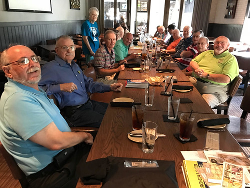 Florida Paper Collectors Lunch Group 2