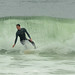 Green Wave Surfer