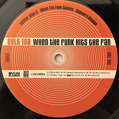 KING BRITT PRESENTS SYLK 130:WHEN THE FUNK HITS THE FUN(LABEL SIDE-B)