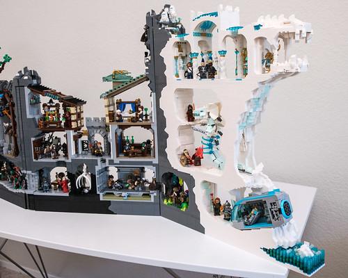 Wizard Isle - Glacier side