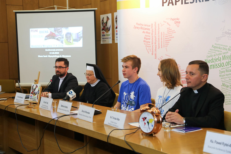 Konferencja Misyjna, Warszawa 17.10.2018