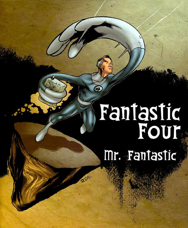 mr. fantastic