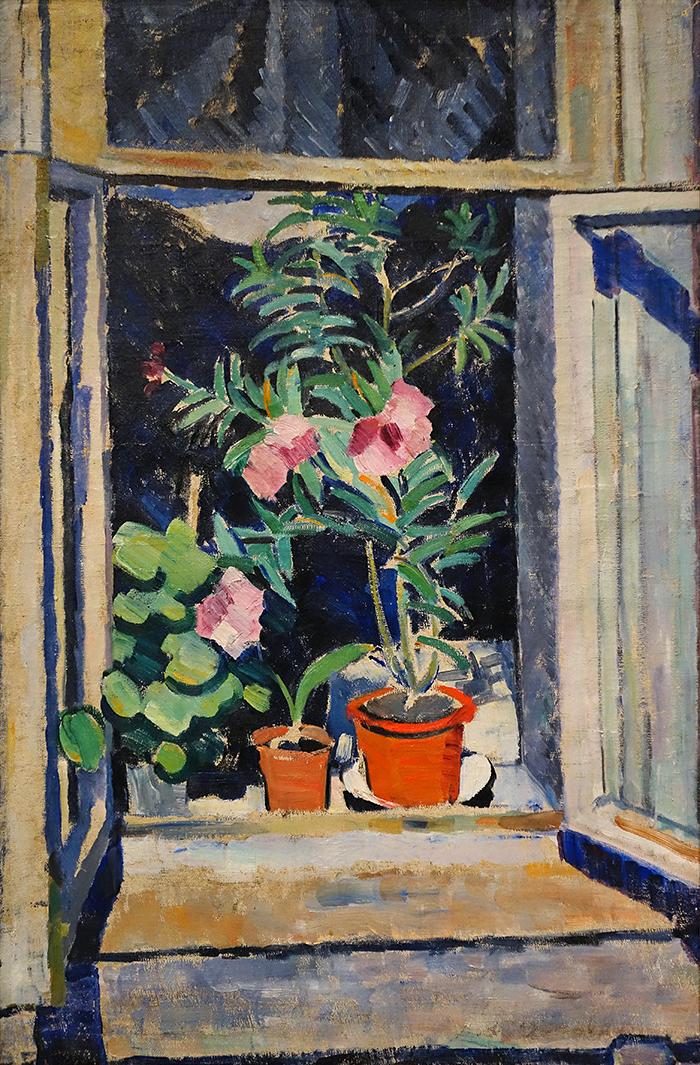 Impressionism in the Avant-garde_27_Rozanova