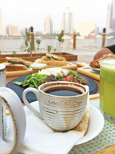 Qahwa Turkish Coffee