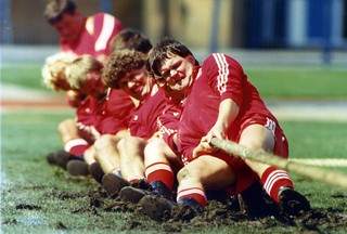 1985 TWG Sports Tug of War