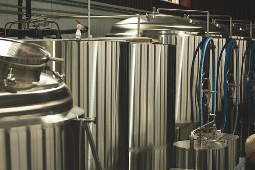 """Atklāta jauna alus ražotne """"Brewery"""""""