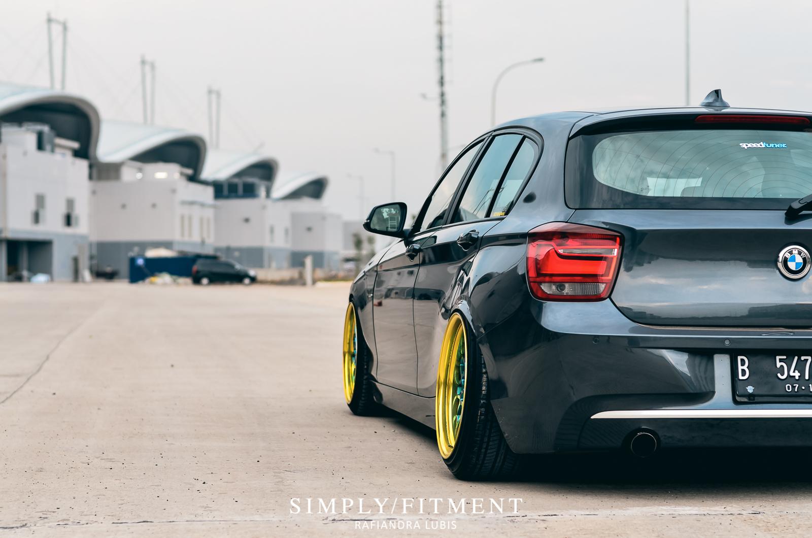 FRIDO'S BMW F20 ON WORK SEEKER CX