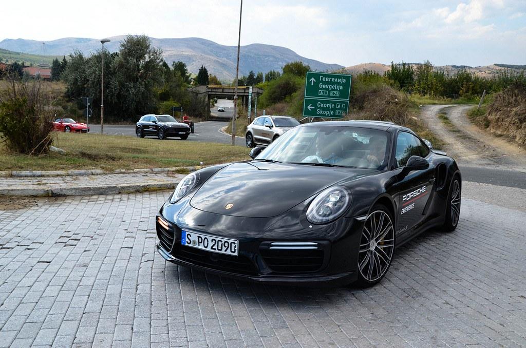 Porsche Experience, Makedonija 20