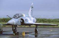 Mirage 2000B - Photo of Abancourt