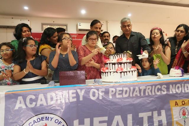 Health Camp at Delhi