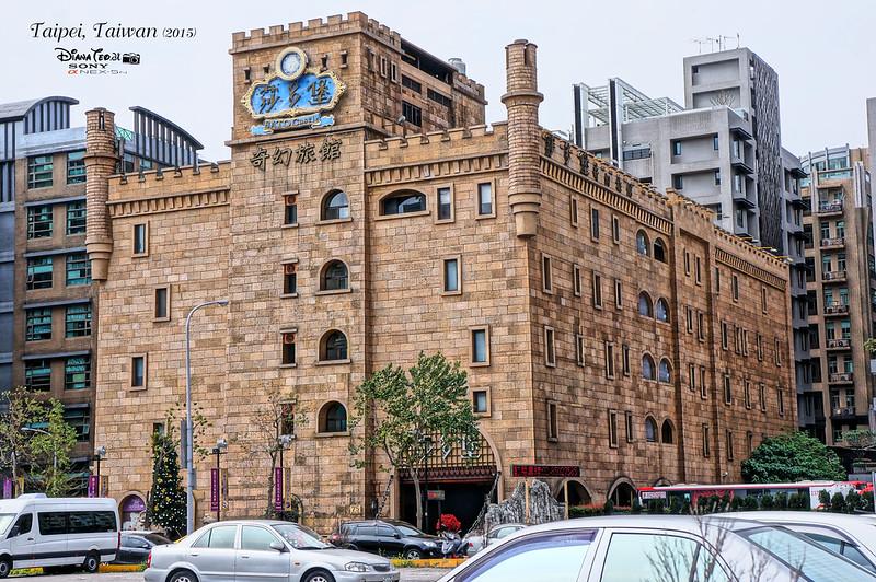 Taipei - Sato Castle Hotel