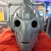 Doctor Who Cyberman Mask - BBC Birmingham, October 2018