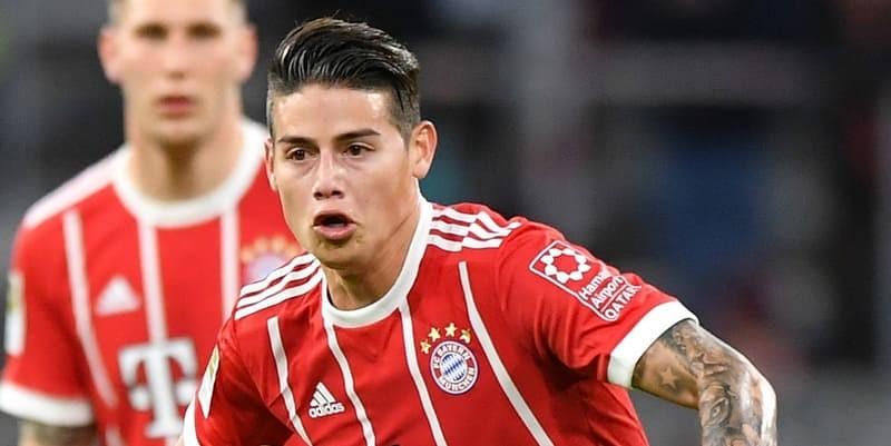 Real Madrid Menyesal Telah Pinjamkan James Rodriguez ke Munchen