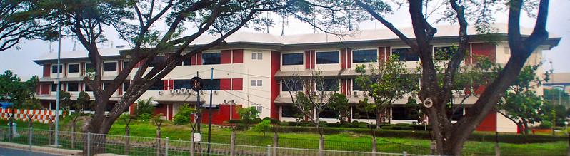 Gedung operasional Garuda
