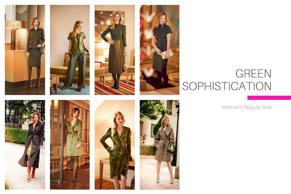 Green Sophistication Collection
